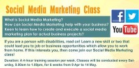 Social Media Marketing Training 2016 Thumbnail