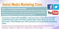 Social Media Marketing Training Thumbnail