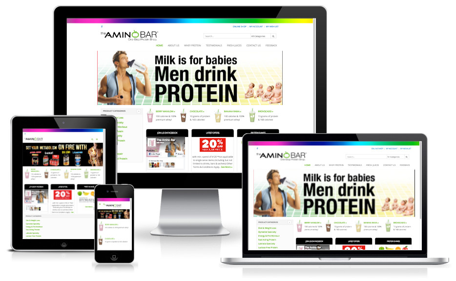 The Amino Bar
